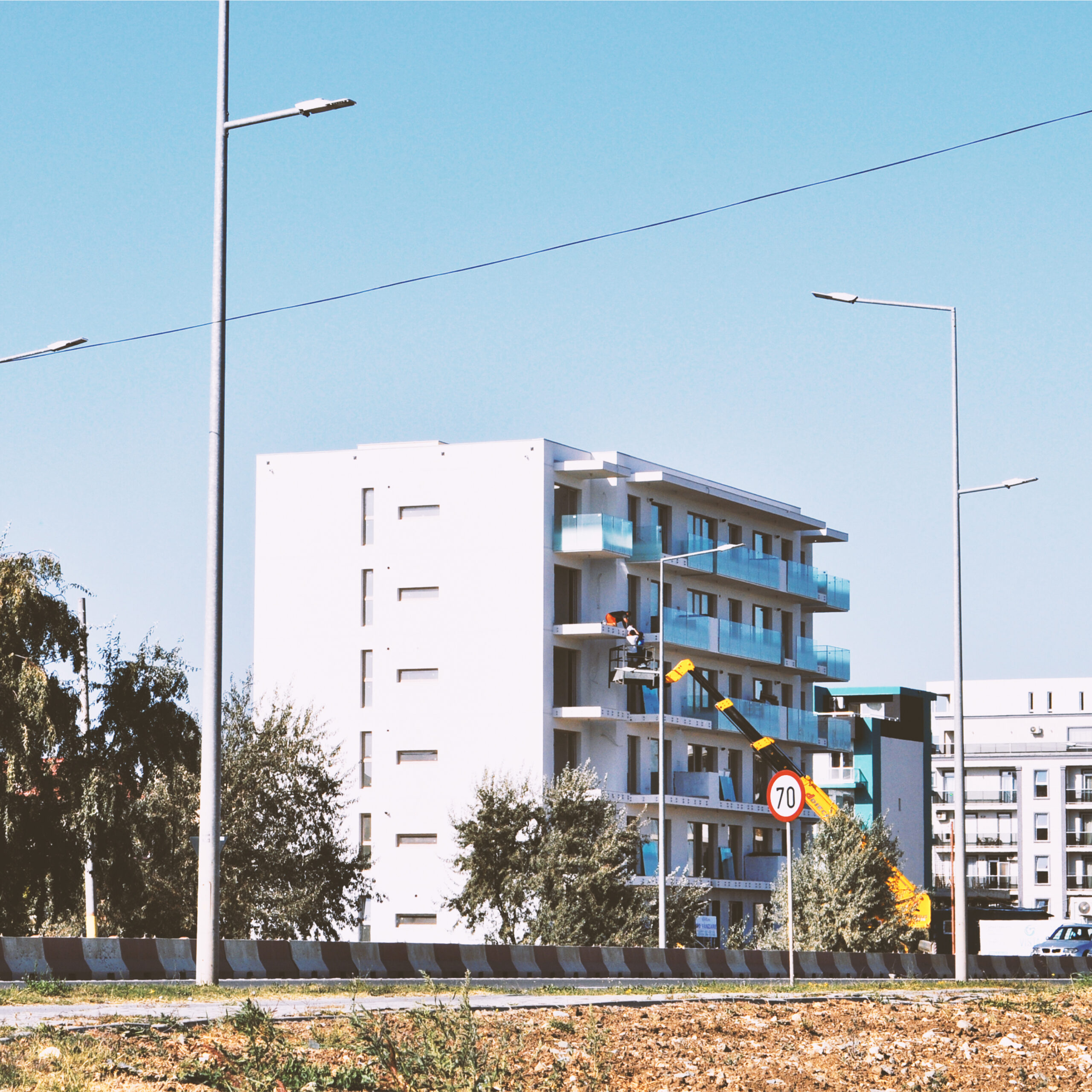 6 Mamaia Nord Residence - locuințe colective