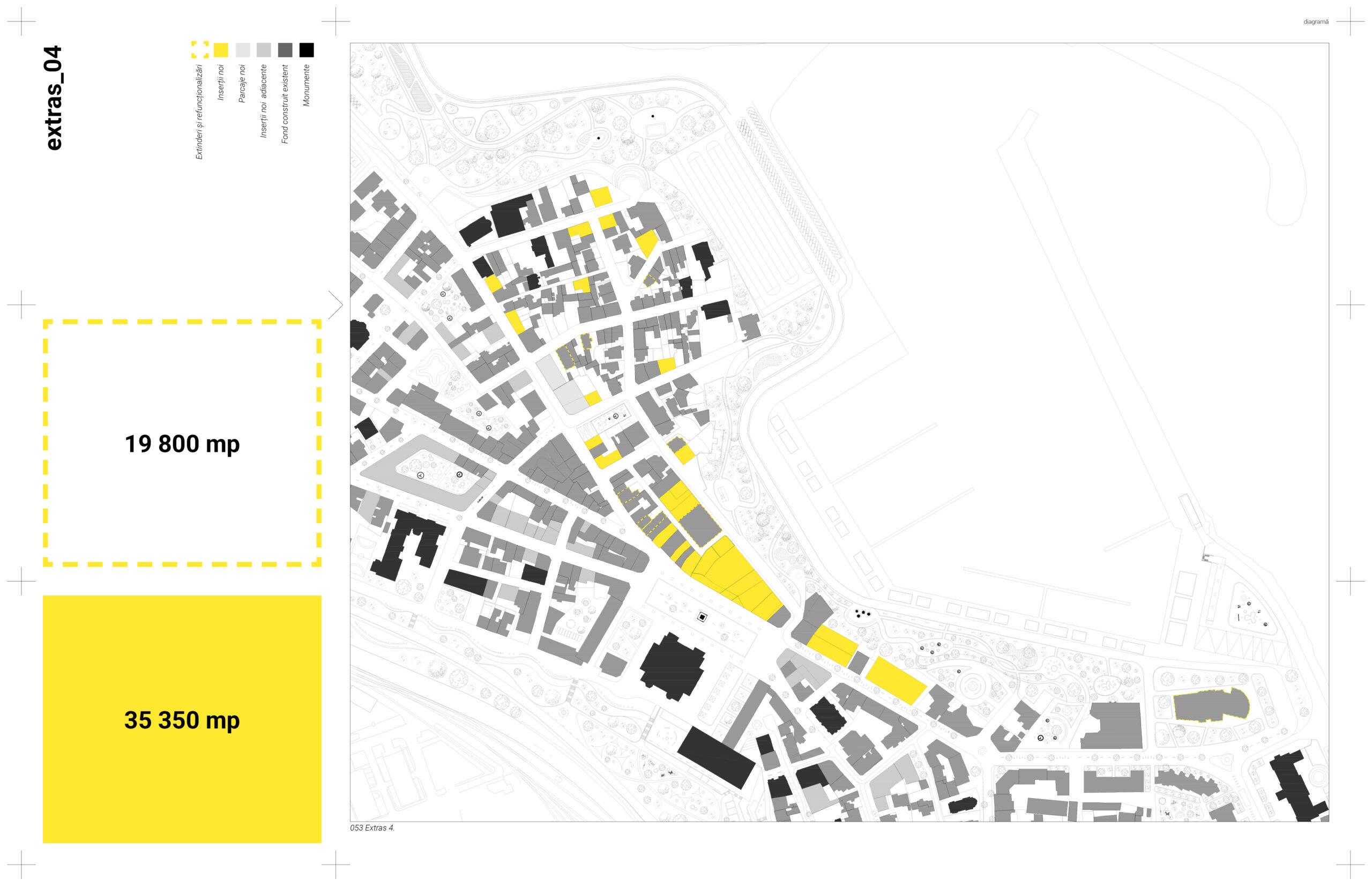 Propunere de intervenție - Zona 4