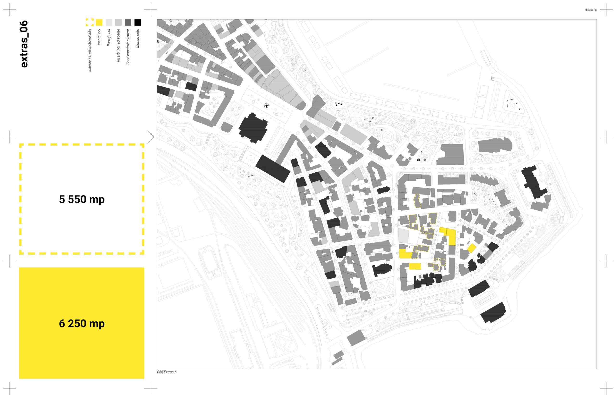 Propunere de intervenție - Zona 6